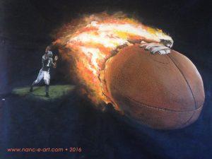 Fireball by Nanc-E-Art