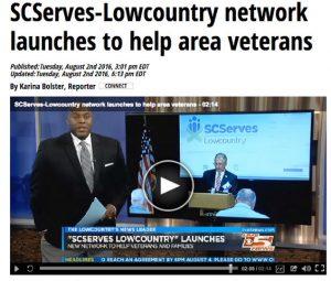 SC Serves launch event panel